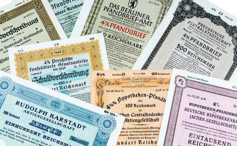 Немного о фондовом рынке или инвестиции в ценные бумаги
