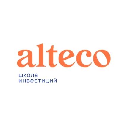 ALTECO логотип